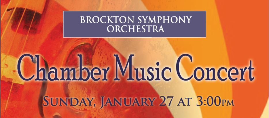 Chamber Concert, January 27 2019
