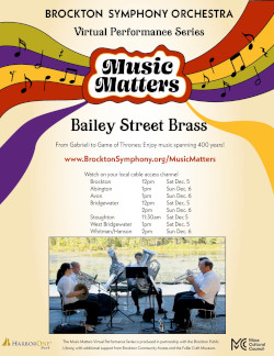 music matters poster