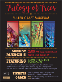 Chamber Music at Fuller Craft Museum